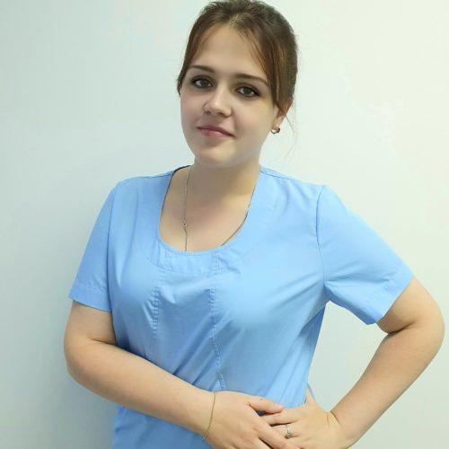 Щемелинина Ксения Александровна.
